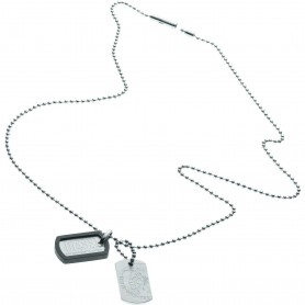 DIESEL DOUBLE DOGTAGS DX0202040