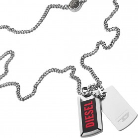 DIESEL DOUBLE DOGTAGS DX1244040